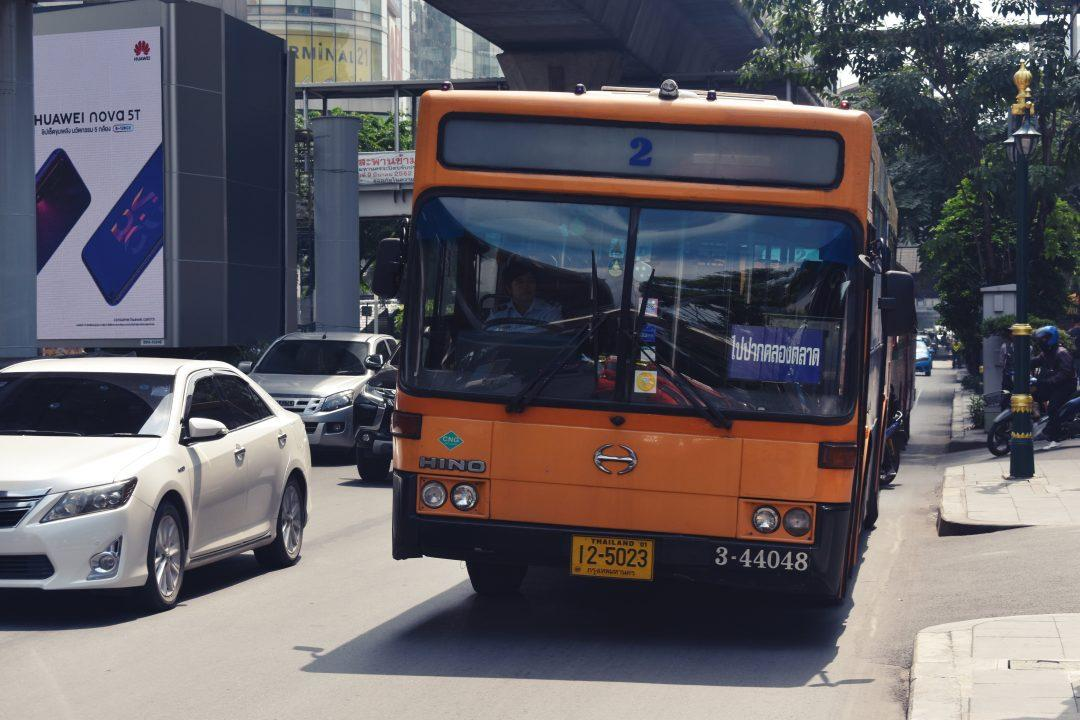Khaosan to Sukhumvit Bus