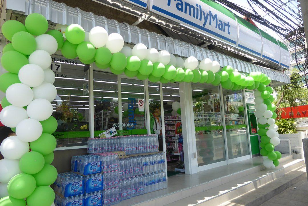 24 hour stores in Thailand