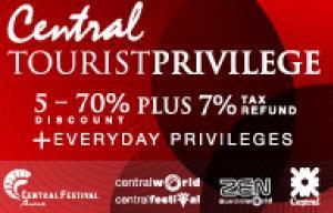 Central Tourist Card
