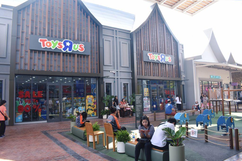 Suvarnabhumi Outlet Mall