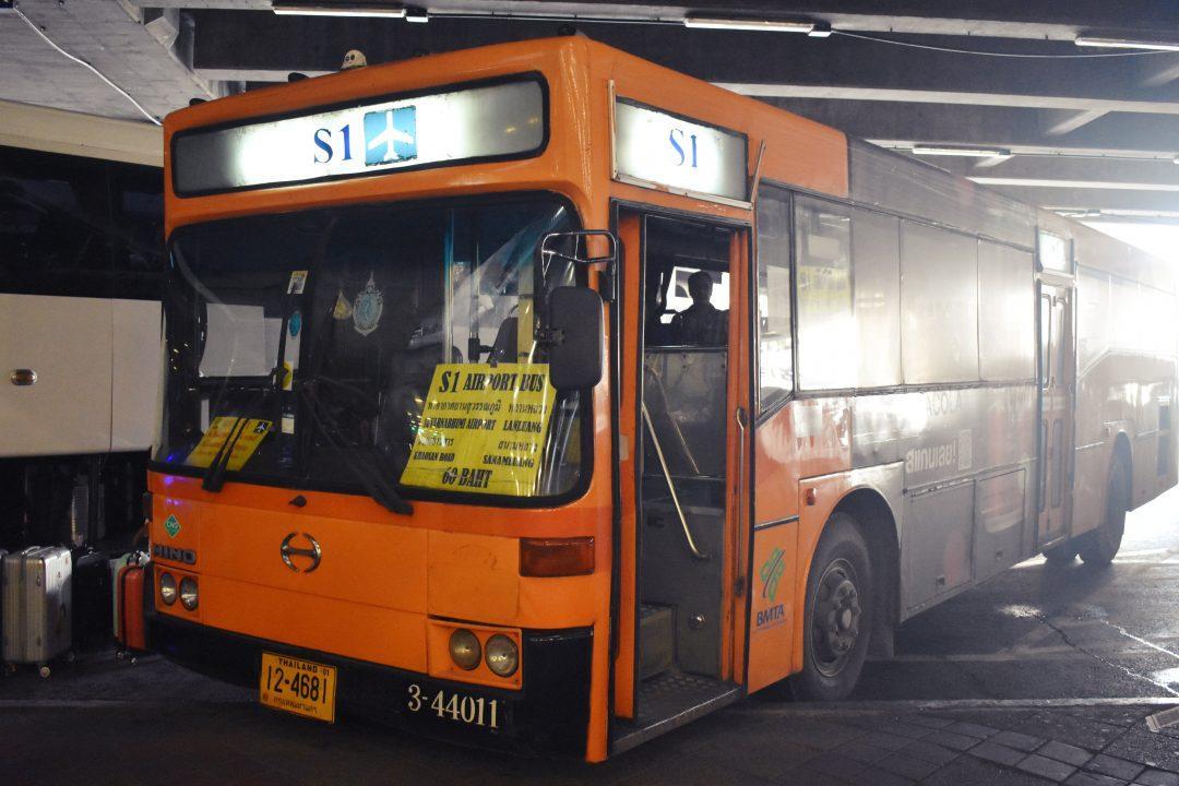 Bangkok Bus S1