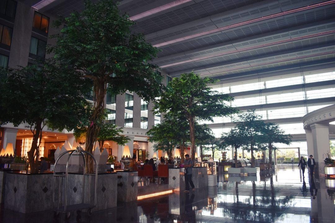 Novotel Bangkok Airport Hotel