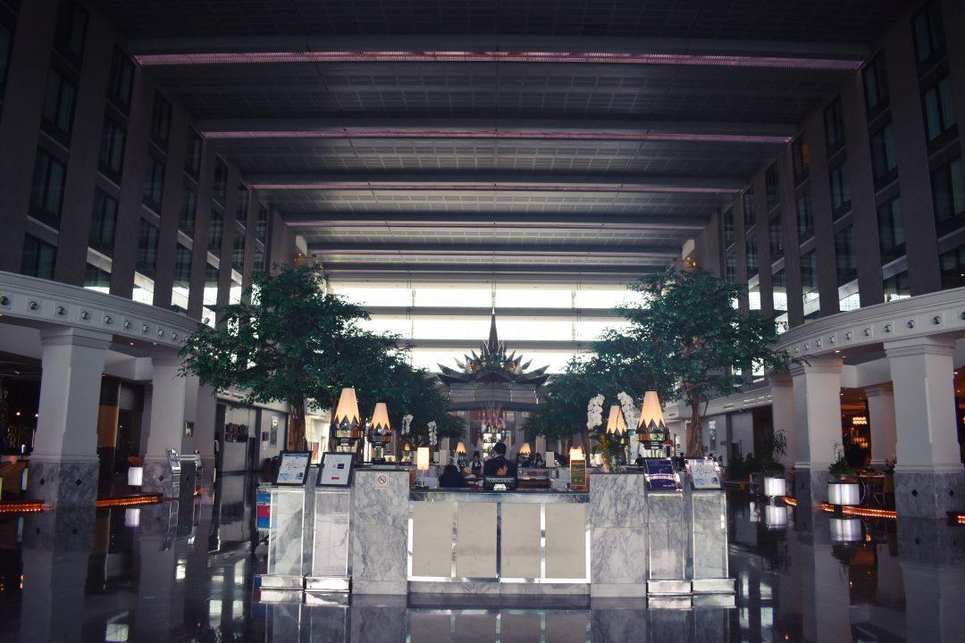 Novotel Bangkok Airport