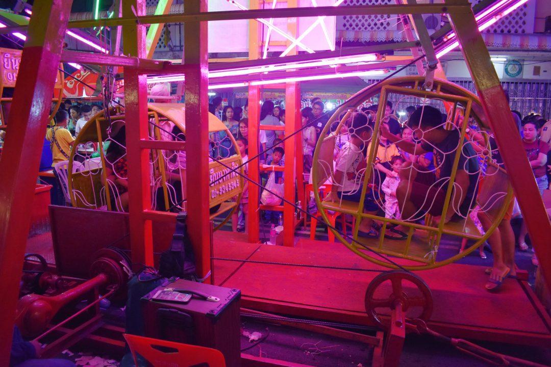 Golden Mountain Temple Fair