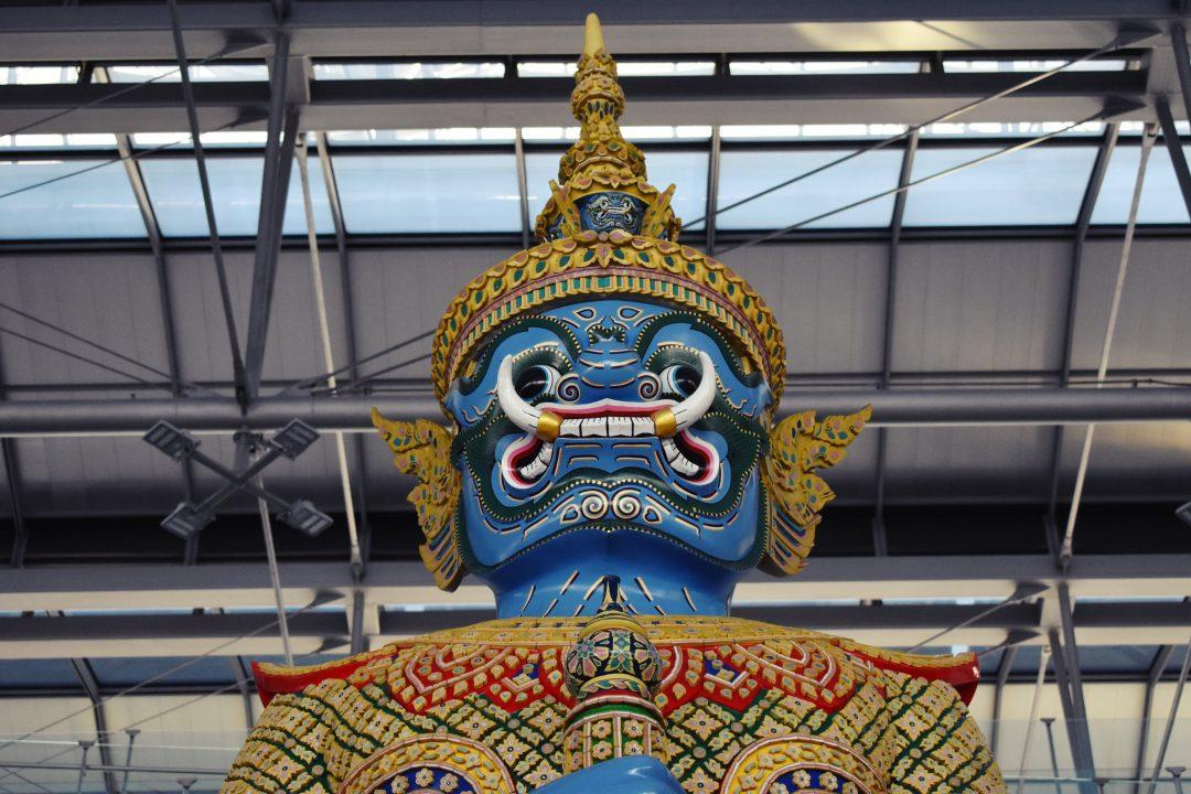 Suvarnabhumi Airport Yaksha