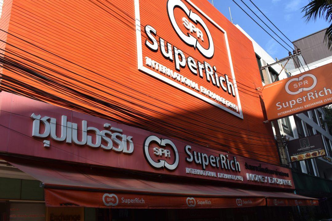 Superrich in Bangkok