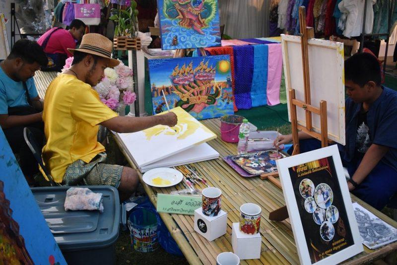 Thai Art Market
