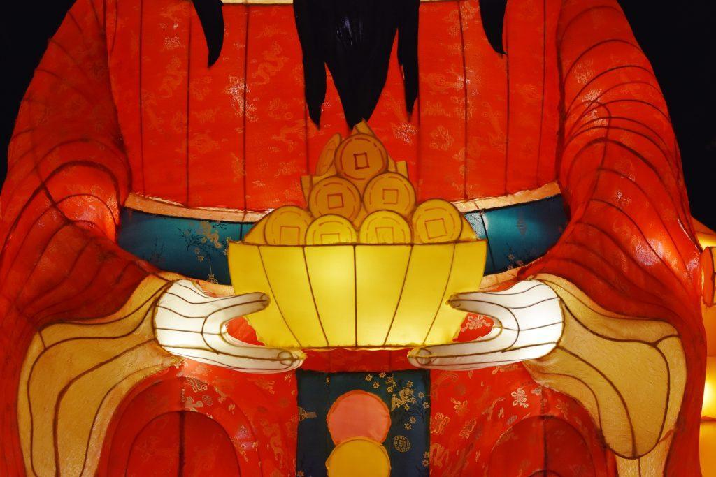 Chinese Lantern Festival Bangkok
