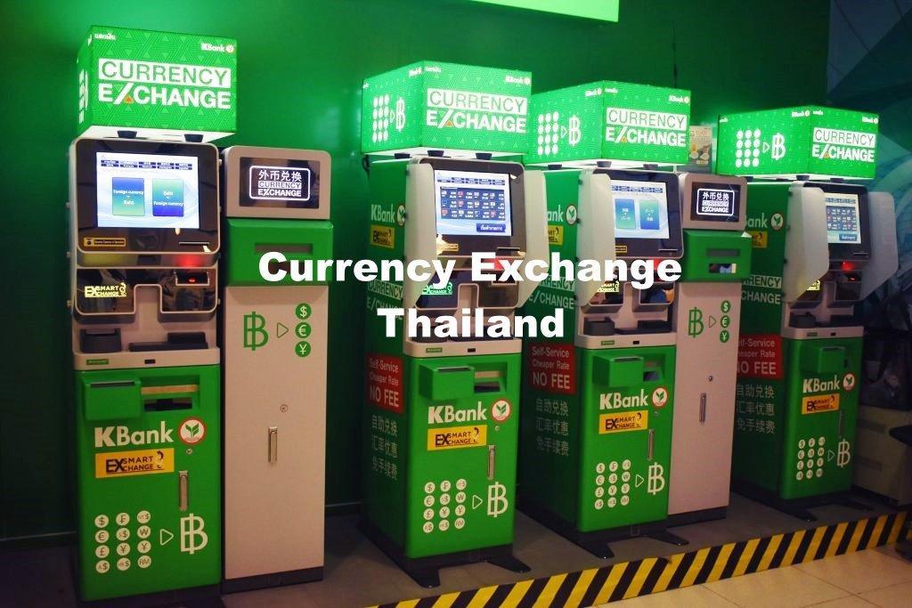Best Money Exchange Bangkok Tourist