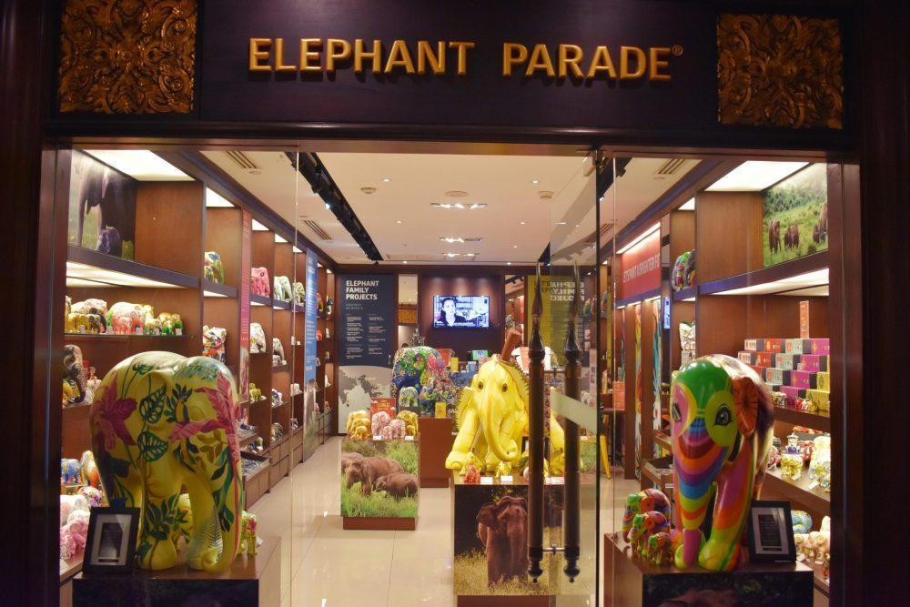 Elephant Parade Bangkok